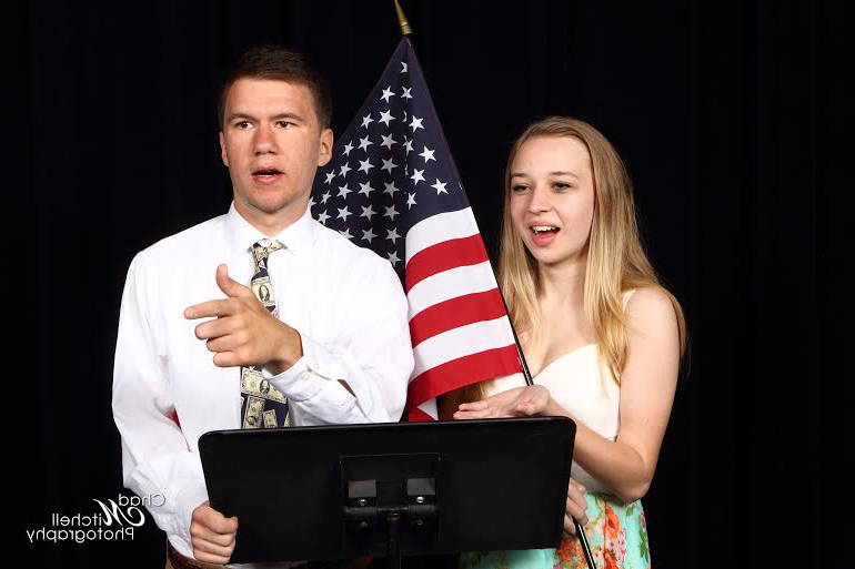 Voting+time%21+Miranda+Jesse+and+Alex+Rapp%C3%A9+won+the+senior+superlative%2C+%22Future+President.%22+The+two+won+in+more+than+one+category.+Rapp%C3%A9+said%2C+%22I+was+very+surprised+because+I%27m+not+much+into+politics%2C+but+since+I%27m+the+president+of+NHS%2C+SADD%2C+Student+Council%2C+and+the+Senior+Class%2C+I+guess+it%27s+understandable.%22