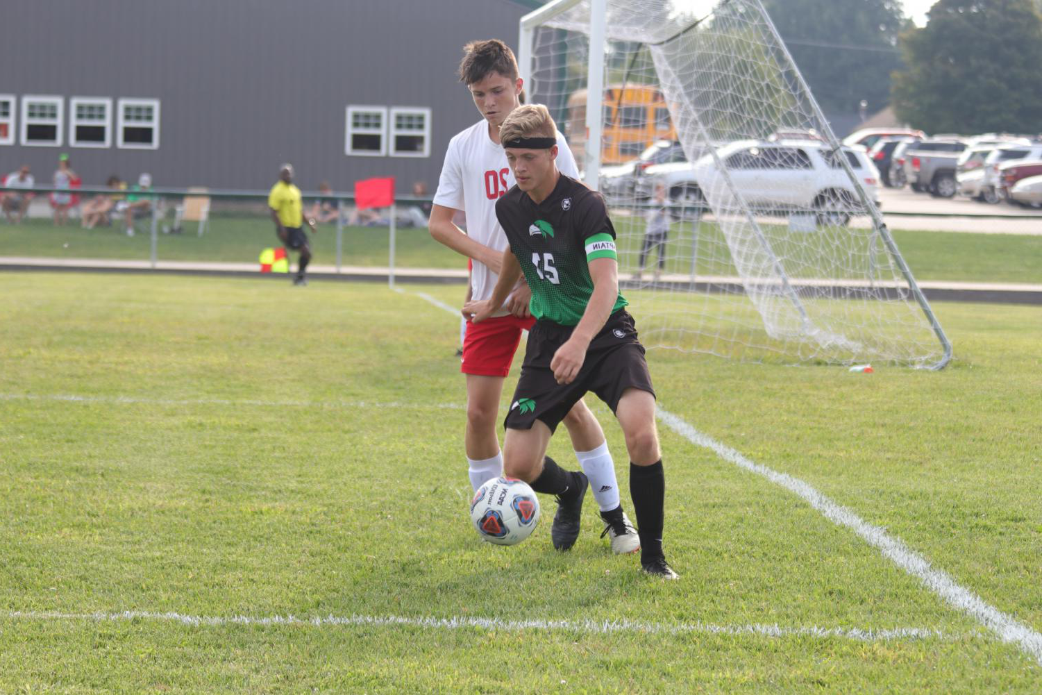 On September 10, the boys soccer team defeated Arthur Lovington Atwood Hammond 5-2.